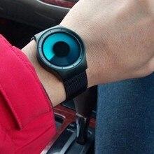 Guanqin reloj de la marca mujeres de los hombres de lujo de acero inoxidable reloj de cuarzo de moda a prueba de agua simple relojes relogio feminino reloj 2017