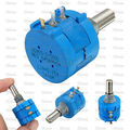 2 PCS 3590S-2-502L 5 K Ohm Rotary Wirewound Precision Potentiometer Pot 10 Turn