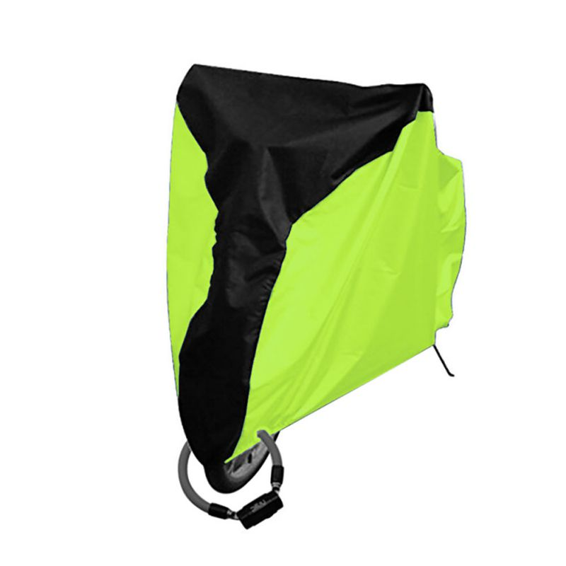 Bike Cover Outdoor Waterproof Bicycle Cover Mountain Bike Road Bike Bicycle Anti-UV Car Cover Protection Useful