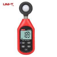 UNI T UT383BT Light Meter Bluetooth 4.0 for Andriod 4.3 IOS 8.4 UV Meter Sensing High Technology Luxmeter Lux FC Data Storage