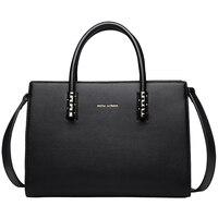 Лидирующий бренд натуральная кожа сумки Бизнес леди сумка женская сумочка элегантные сумки mochila feminina HL101