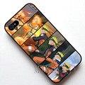 Улучшение наруто Чехол для Apple iphone 4s 5 5s SE 5c 6 6 s 6 плюс 6 s плюс