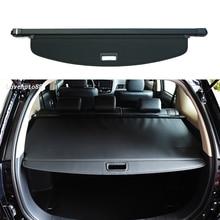 עבור מיצובישי הנכרי 2018 2019 2020 כיסוי וילון מחיצת תא מטען וילון מחיצת אחורי מדפי רכב סטיילינג אבזרים