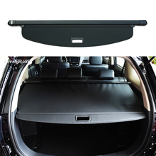 For Mitsubishi ASX 2018 2019 Cover curtain trunk partition Rear Racks Car styling accessories