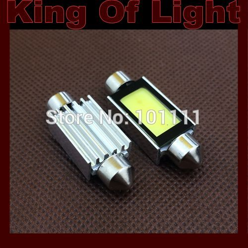 10X High quality car led lighting C5W 41mm Festoon 3W canbus obc error free no error Free shipping
