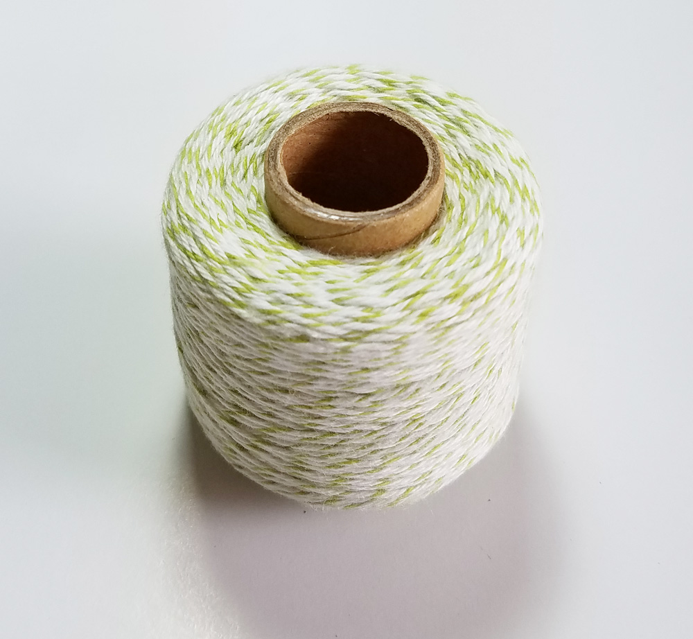 Uncategorized Macrame Twine aliexpress com buy 100 cotton rope 150mroll bakers twine macrame thin cords string thread for wedding decoration gift pack diy from