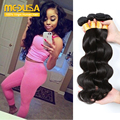 7A Grade Mink Indian Virgin Hair Body Wave 4 Bundles Queen Hair Products Raw Indian Body Wave Wet And Wavy Human Hair Weave