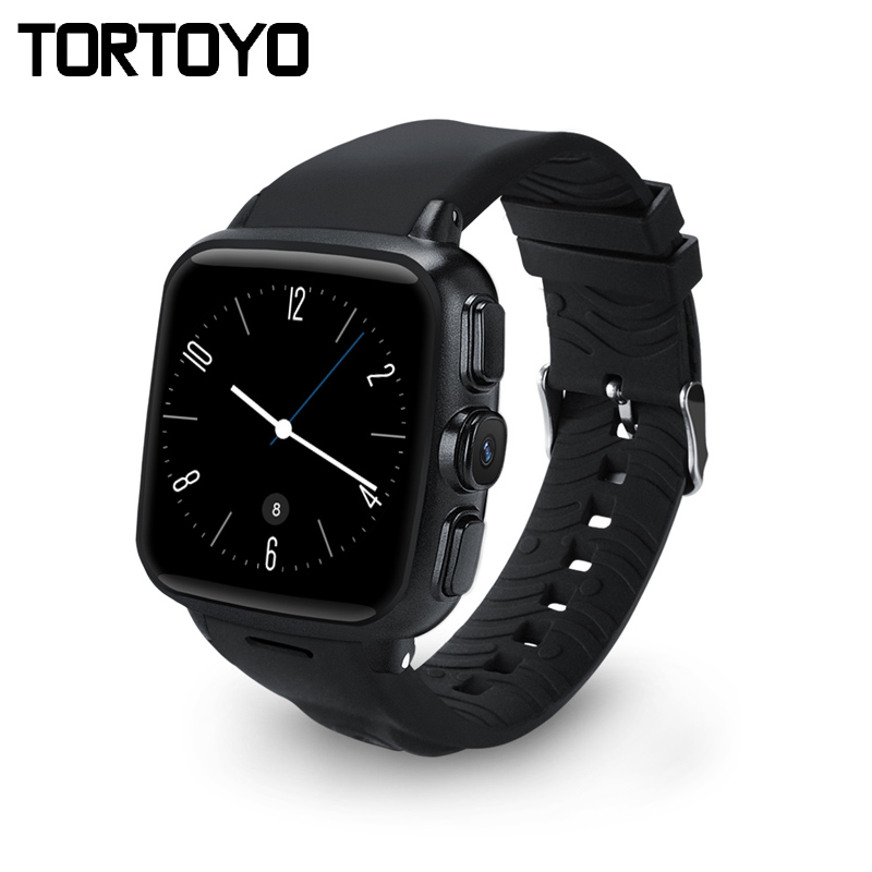 Z01 Android 5 1 OS Smart Watch Phone 8GB ROM 1GB RAM WiFi GPS SIM Google