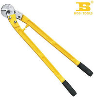 Bosi Tool 900mm High Manganese Steel 36 Inch Wire Rope Cutter