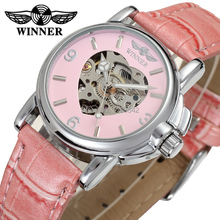 Winner Watch Newest Design Watches Lady Top Quality Watch Factory Shop Free Shipping WRL8011M3S1