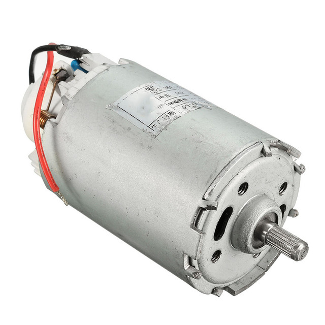 New Arrival Ac 220v Rectifier Dc Motor 19000rpm 500w High Sd Permanent Magnet With