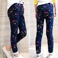 Fashion Girls Jeans Brand Spring Casual Denim Pants For Girls Children Cute Jeans For Girls