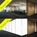 100x100cm Smart Pdlc film for Window glass decoration Switchable smart tint film Magical privacy window film