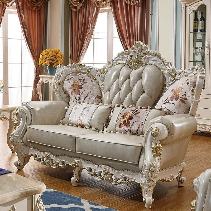 Morden Sofa ,leather Sofa, Corner Sofa, Livingroom Furniture, Chesterfield  Sofa Factory Export Wholesale 2017-in Living Room Sofas From Furniture On