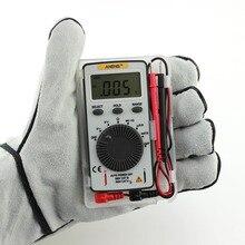 1 шт. AN101 карманный цифровой мультиметр AC/DC Автоматический Портативный Измеритель Прямая поставка