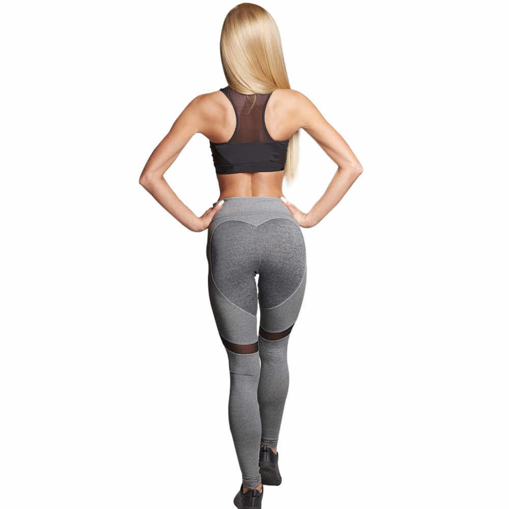 4f56e6e8232ac ... Hot Sale Leeging Women Sexy Girl Yoga Pants Women Sports Gym Yoga  Workout Mid Waist Running ...