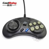 SEGA Genesis 6 Button Gamepad (wired)