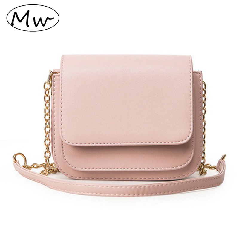 2018 European and American fashion small square bag multilayer women's handbags shoulder bag with chain crossbody bags for girls