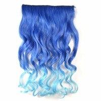 New arrival phụ kiện tóc 120 gam 45 cm hari đồ trang sức tổng hợp quăn hairwear cho phụ nữ thời trang của tóc sóng lớn mở rộng