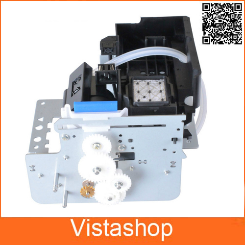 1Pcs Solvent Resistant Pump Capping Assembly for Mutoh VJ-1604E  VJ-1614 VJ-1204   VJ-1304