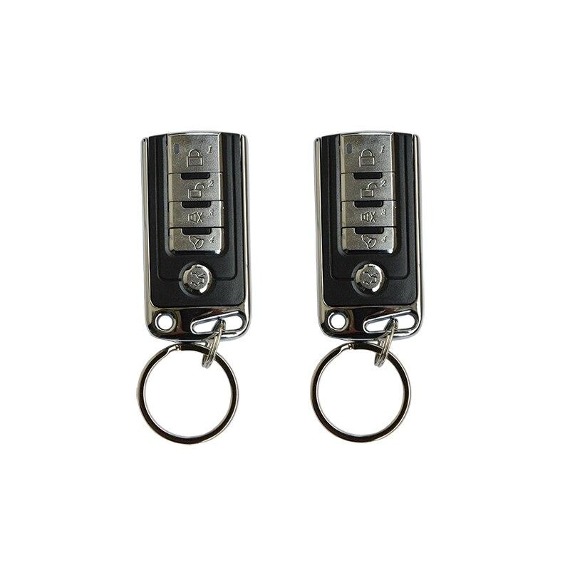 Système de sécurité automatique universel d'alarme de voiture de démarrage de moteur à distance avec le capteur à micro-ondes - 3
