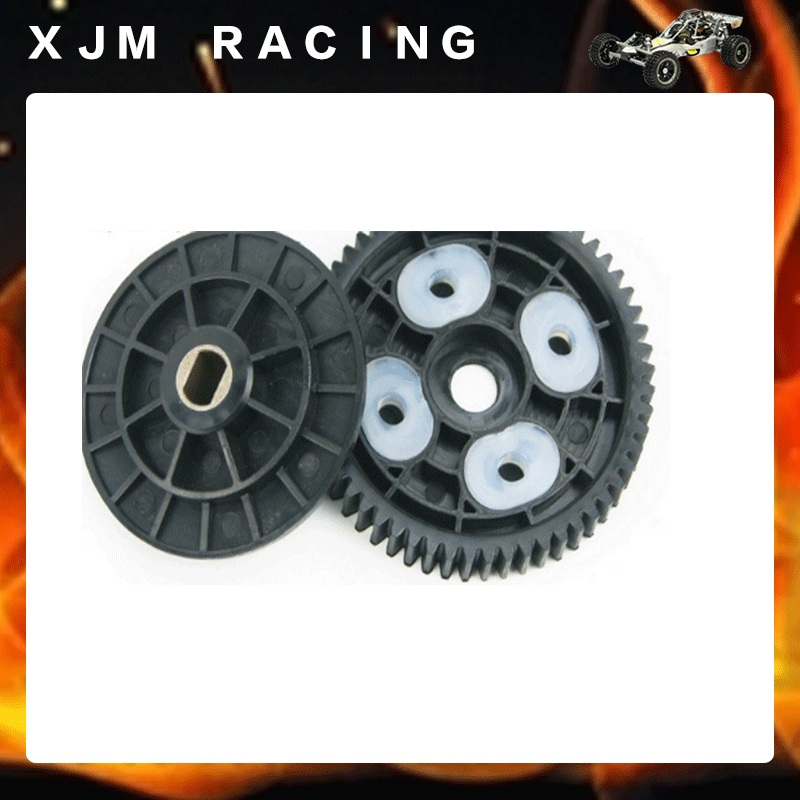 Plastic Spur Gear 57 Tooth For 1/5 Hpi Rovan King Motor Baja 5b 5t 5sc Ss Rc Car Parts