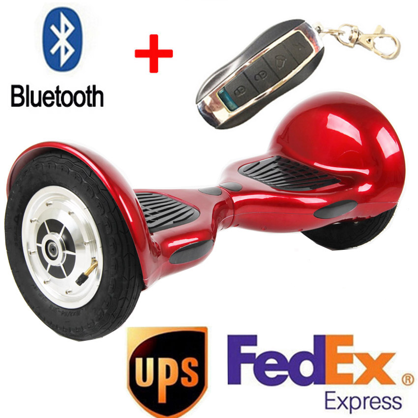 10 inch hoverboards Two wheel smart self balance scooter Secure battery hoverboard with Bluetooth Inflatable tires hoverboard 2 wheel electric balance scooter adult personal balance vehicle bike gyroscope lithuim battery