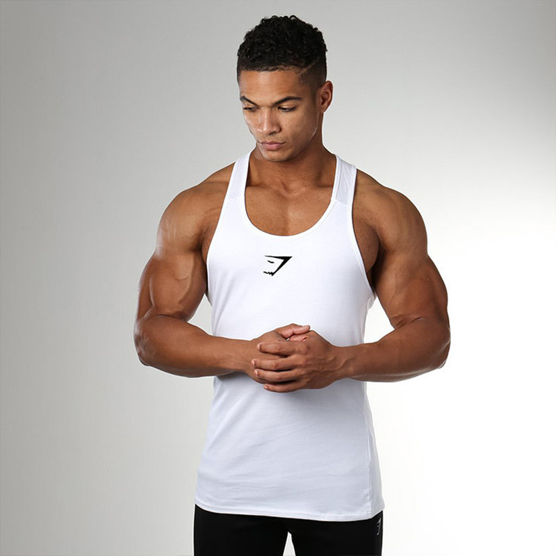 Bodybuilding Tank Top for Men Mens Clothing Tops & T-shirts