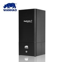 Революция! печати Размер: 120*68*200 мм 12 кг только D7 WANHAO 3D DLP принтер с бесплатный подарок Reprap Комплект Высокая Точность, Мини Настольных DIY