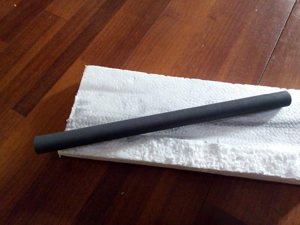 Dia20x400mm High Pure Carbon Graphite Bar