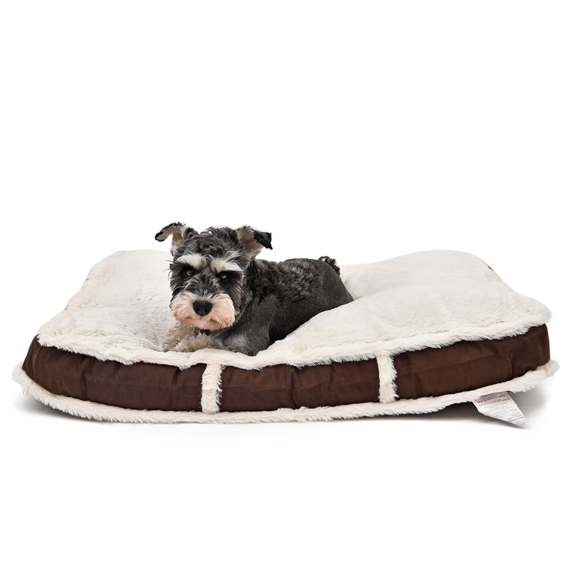 Large Dog Bed With Removeable Cover