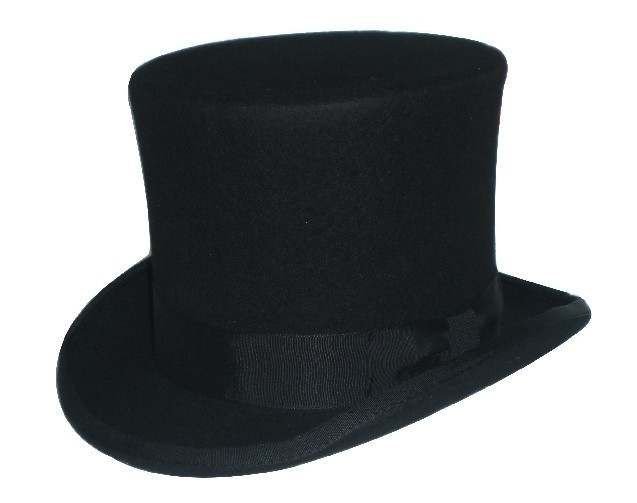 fecfc753ffe4ad Online Shop Black Child Steampunk Hat DIY Kids Top Hat Vintage Boy girl  Traditional Wool Fedoras Hat Beaver Hat | Aliexpress Mobile
