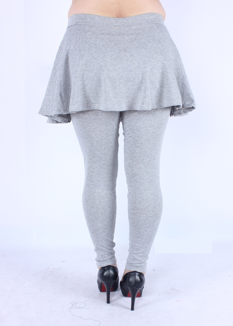 Aliexpress.com : Buy Plus Size Cashmere Imitation Leggings Women ...