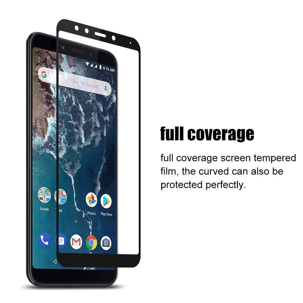 Для Xiaomi mi A2 закаленное стекло на Xiaomi mi A2 Lite A1 защитное стекло Xio mi Ksio mi Xaio mi a2 A 2 1 A2lite 5X 6X пленка 9H
