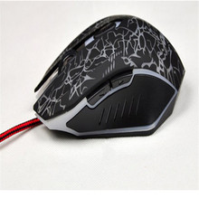Optical Wired Gaming Mouse Mice