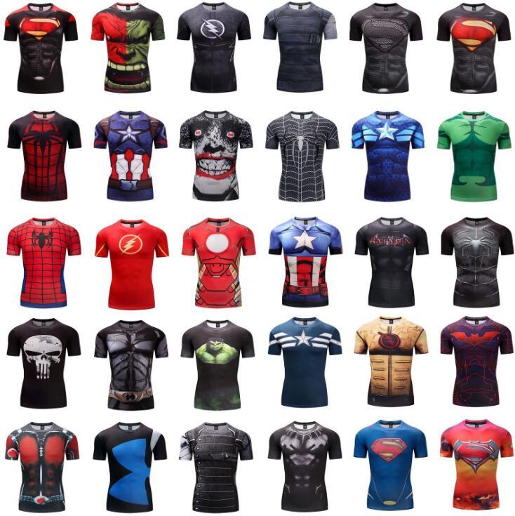 t shirt captain america sport