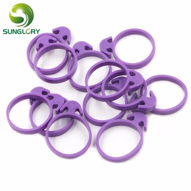 12pcs Silicone Icing Bag Ties Fixed Rings Diy Reusable Piping Decorating Rubber Band Lashing No