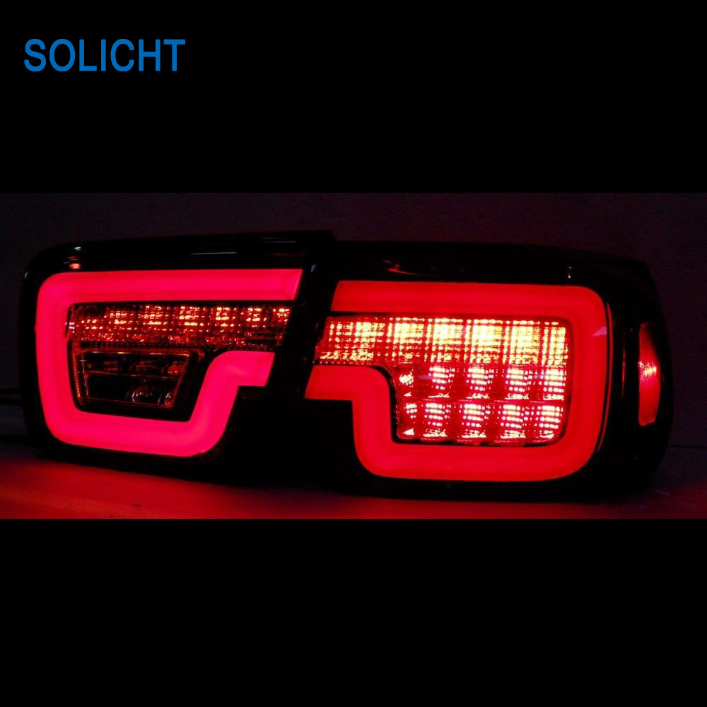 SOLICHT LED Rear Light For Chevy Malibu 2012 2014 Led