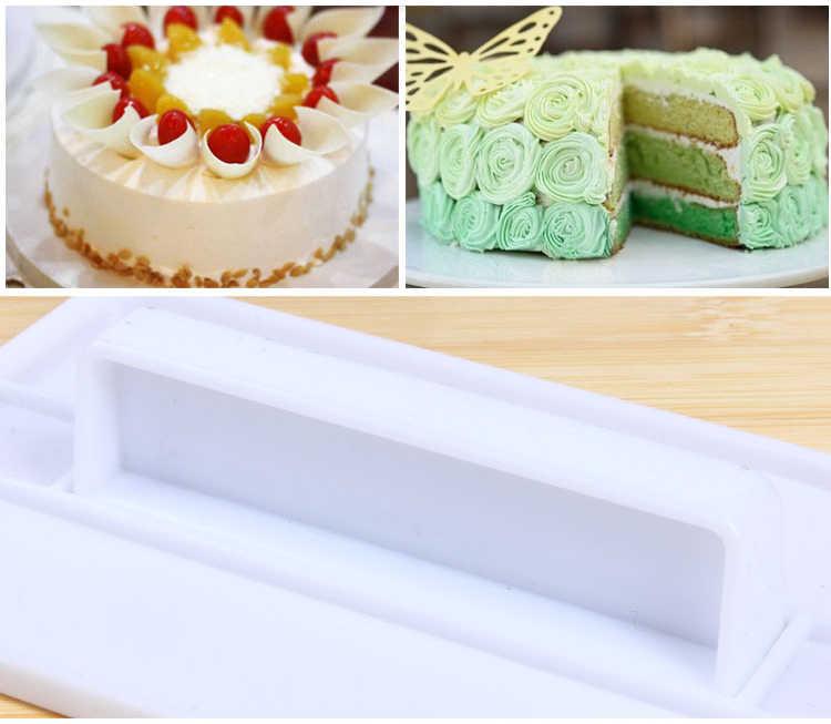 עוגה חלקה עוגת כלים חג המולד חלק כלים בישול כלים עוגת קישוט כלים Cupcake מאפה יצק מטבח אבזרים