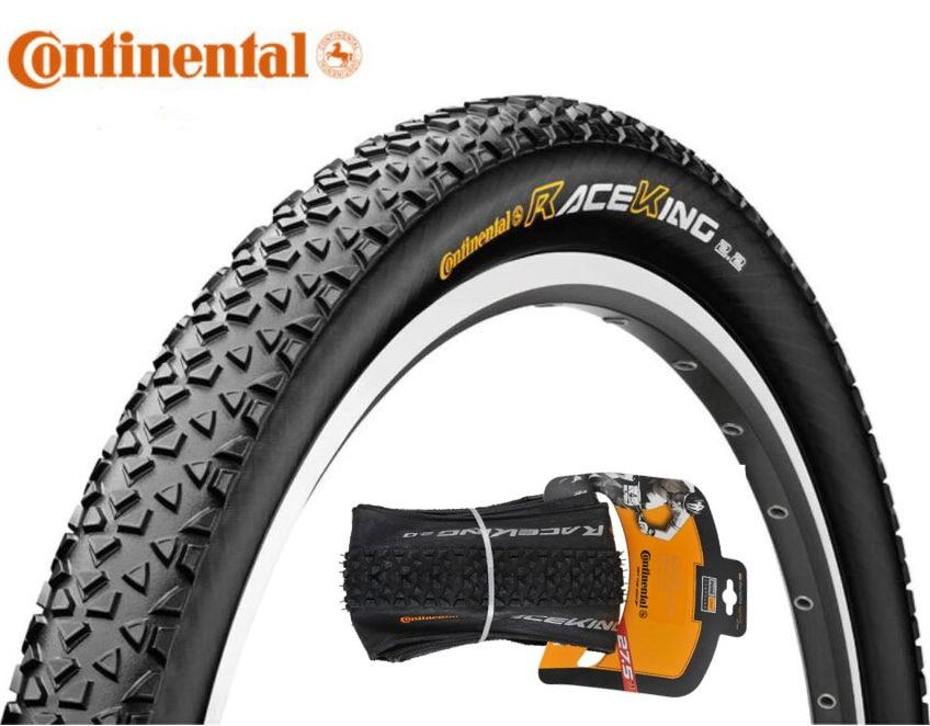 Continental Race King 2.0 VTT Pneu De Vélo 26/27. 5/29*1.95 2.0 2.1 2.2 Fold Vélo pneu BMX 29 pneu Vélo bicicleta maxxi pièces