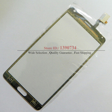 Black 5.7″ For China Clone Samsung Note4 Note 4 N9100 smartphone 6011-v1.0 Touch Screen Panel Digitizer Glass Replacement
