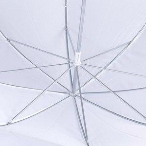 Image 2 - Godox 43inch/108cm Portable White Flash Diffuser Soft Reflector Photo Umbrella Light Photo Umbrella For Photo Studio Accessories