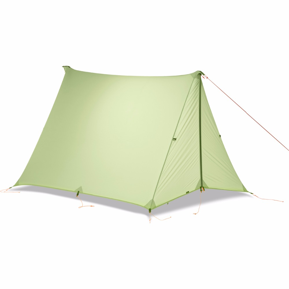 FLAME S CREED 1 2 People Oudoor Ultralight Camping Tent Single Person Professional 20D Nylon Silicon