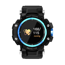 GW68 Smart watch color screen Heart Rate Blood Pressure oxygen monitor IP67 Waterproof Outdoor Sport Bluetooth Wristwatch