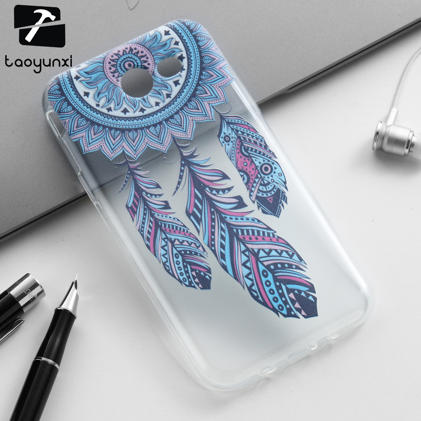 check out 3a3da f9543 US $1.82 18% OFF TAOYUNXI Soft Phone Cases For Samsung Galaxy J3 Emerge  J327P J3 Eclipse J327V 5.0 inch J3 Prime J327T Cover Phone Bags Shell-in ...