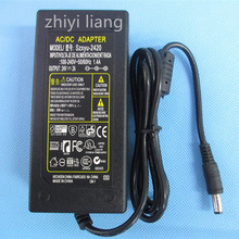 AC100V-240V to DC24V 2A Adapter Switching Power Supply Replacement desktop Charger Driver for led lamp lighting(China (Mainland))