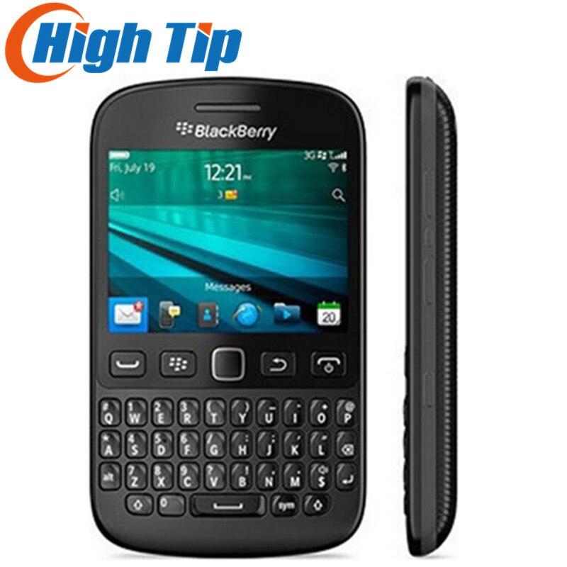 Téléphone portable Original débloqué blackberry 9720 2.8 pouces écran tactile WIFI 5MP appareil photo reconditionné téléphone portable livraison gratuite