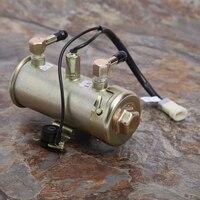 Universal 12V Facet Red Top Style Fuel Petrol Diesel Pump Kit Electric Kit Petrol Diesel Engine
