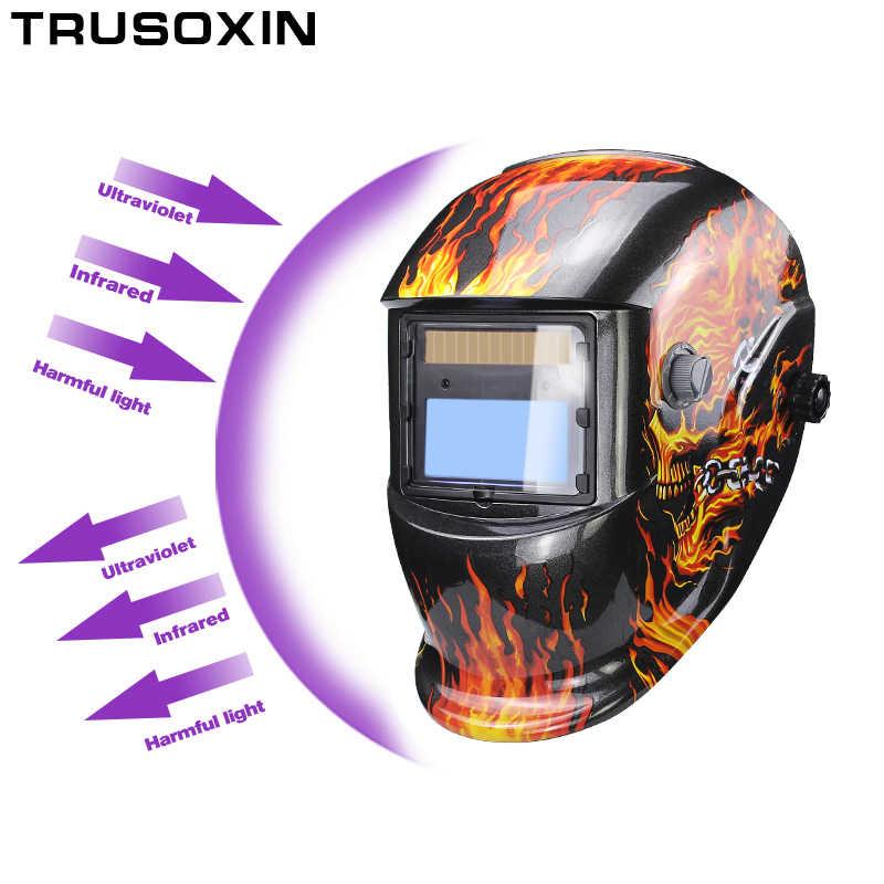 Солнечные Li авто затемнение TIG MIG MMA Сварочные шлемы/сварочные очки/маска глаза очки/очки для сварочного аппарата/аксессуары