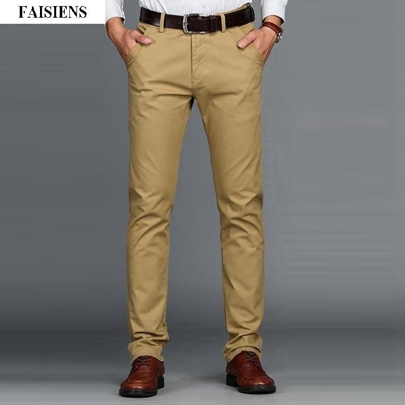 Men Casual Pants 9XL 10XL Large Size Stretch Trousers 7XL 8XL Autumn New Arrival Cotton 44 48 46 Khaki Elasticity Straight Pants